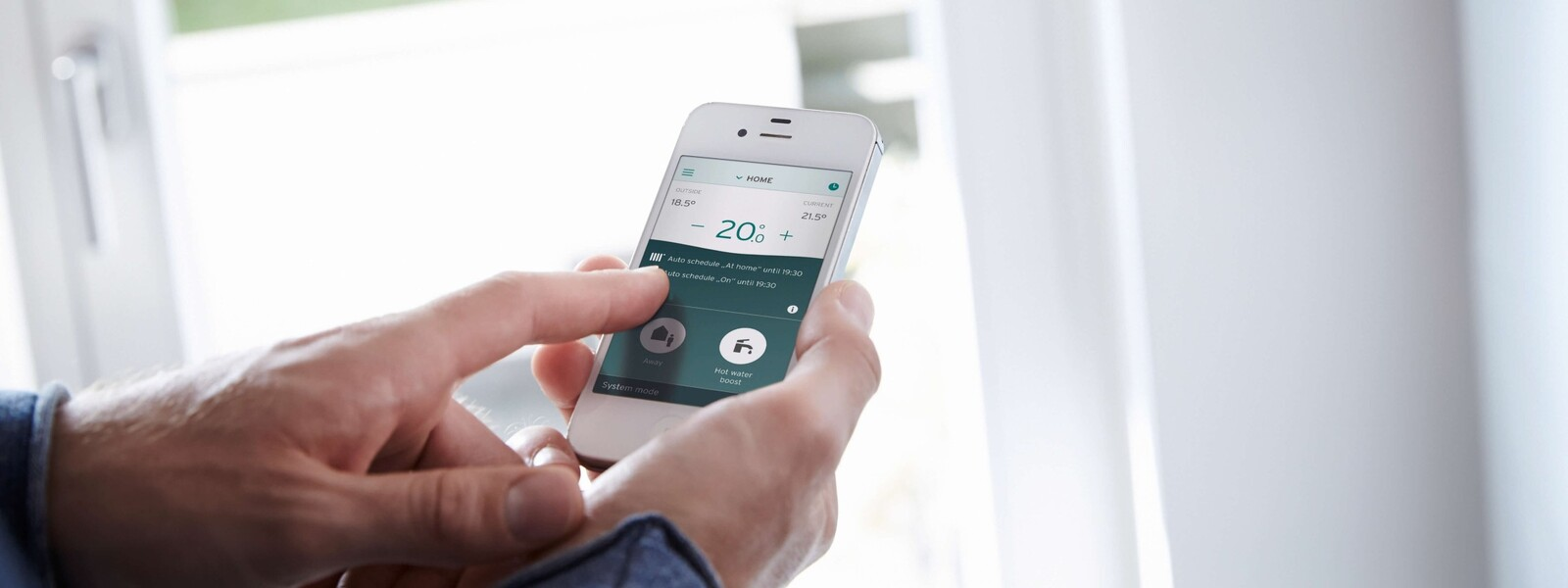Ein Smartphone für Smart Home