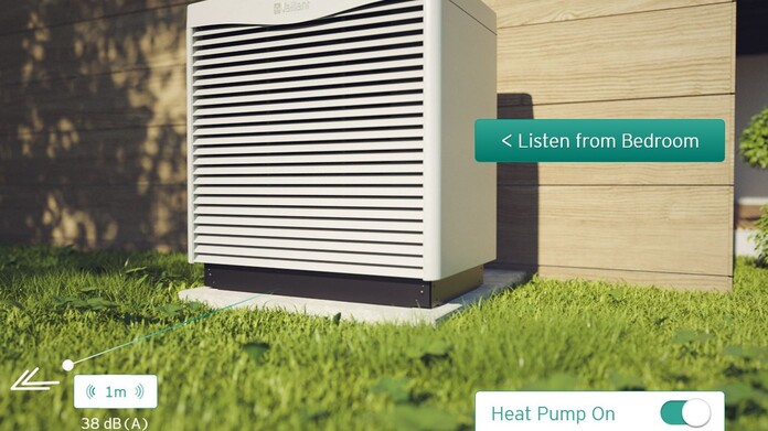 Vaillant flexoTHERM Soundbox