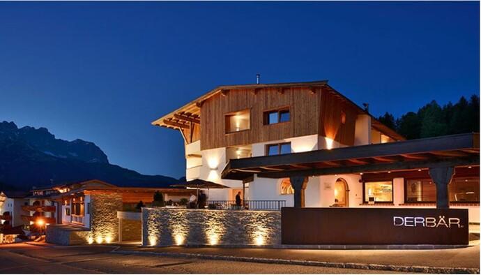 Hotel Bär in Tirol vertraut auf eine Heizung von Vaillant