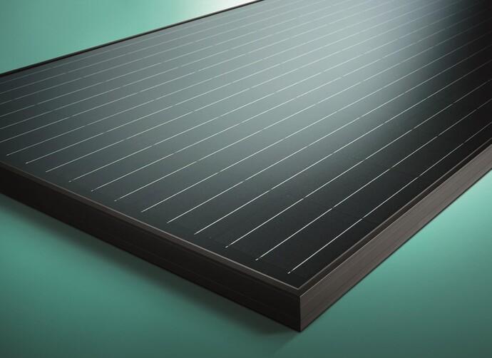 Photovoltaik-Komplettsystem auroPOWER