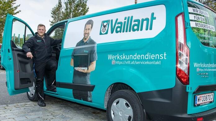 Werkskundendiensttechniker Vaillant