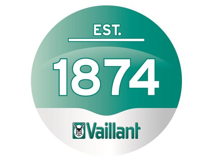 Vaillant hat mehr als 140 Jahre Erfahrung