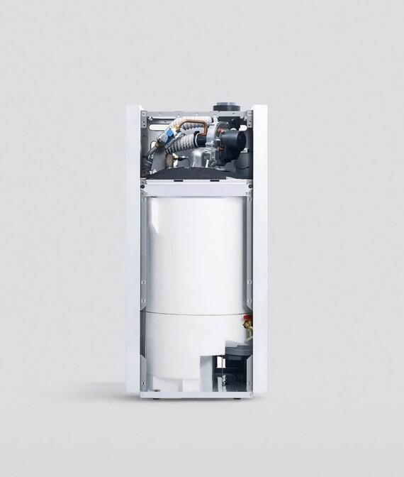 X-Ray Ansicht des Vaillant Gas Heizkessel ecoVIT exclusiv