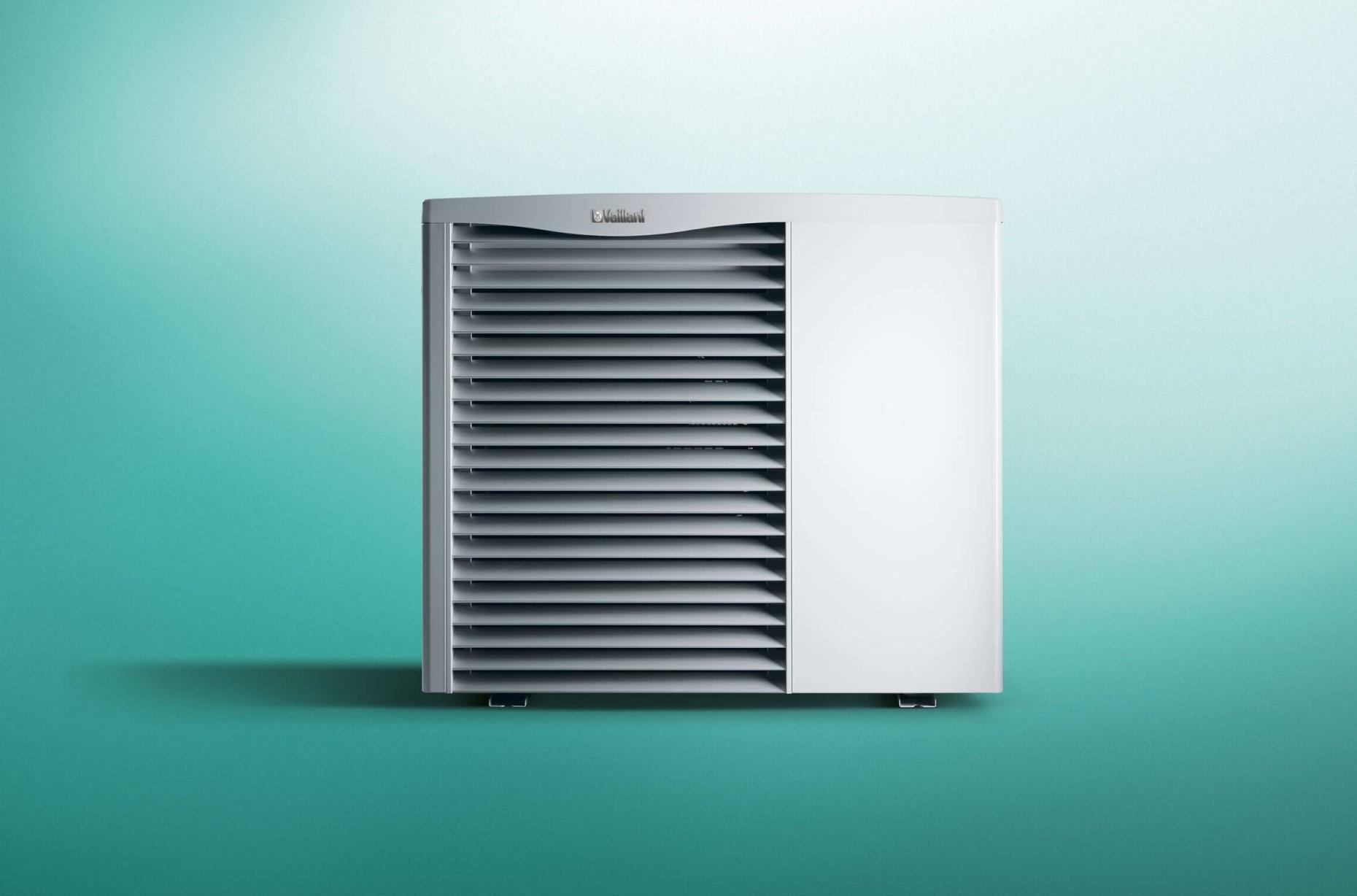Luft/Wasser Heizungswärmepumpe aroTHERM VWL | Vaillant