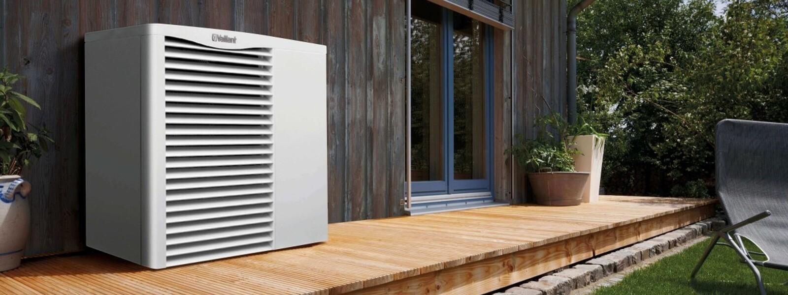 Produktfinder für Ihre neue Wärmepumpe