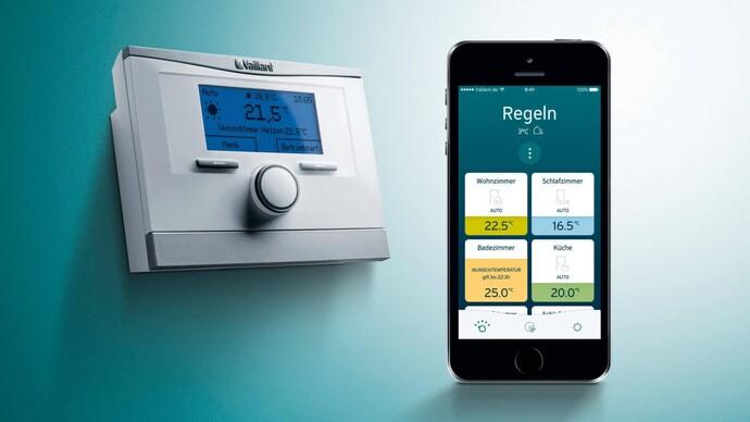 ambiSENSE Thermostatventile