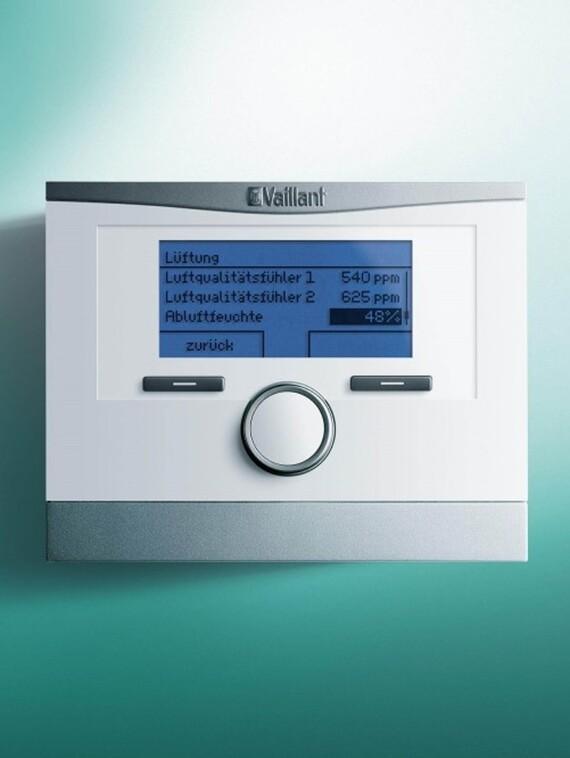 Systemregler multiMATIC 700 mit Lüftungssteuerung