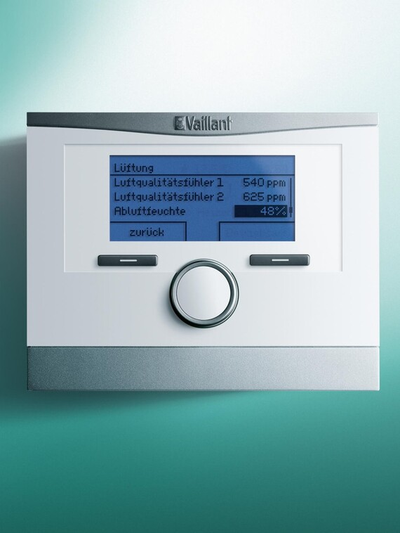 Vaillant Systemregler multiMATIC 700f mit Lüftungssteuerung