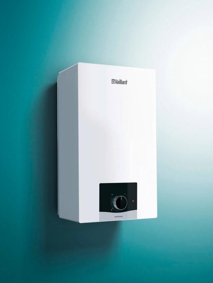 5 Liter bzw. 10 Liter Warmwasserspeicher eloSTOR plus