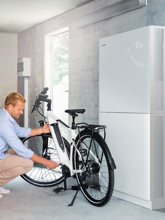 Smartbatterie Siemens Junelight