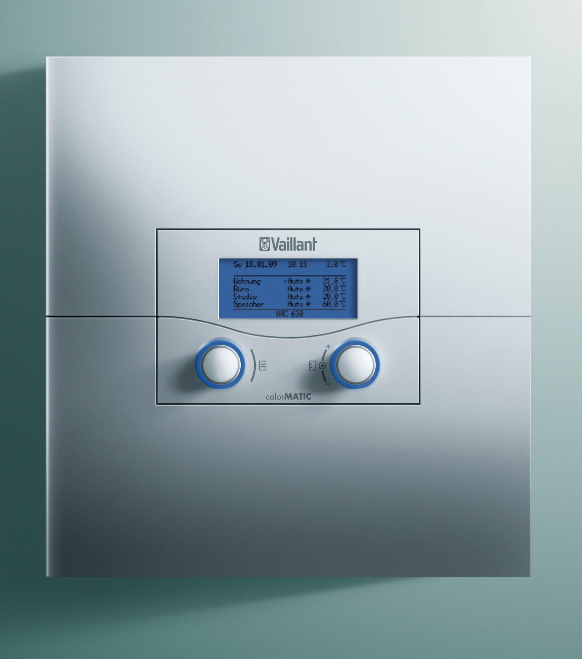 regelungssystem calormatic 630 3 vaillant. Black Bedroom Furniture Sets. Home Design Ideas
